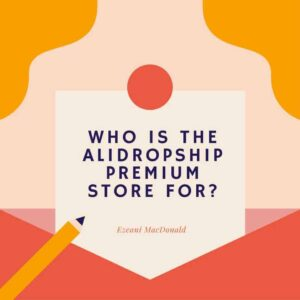 Alidropship Premium Store